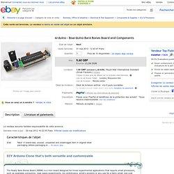Arduino - Boarduino Bare Bones Board and Components