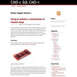 Arduino — CMD-c && CMD-v