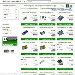 arduino – Comparer les prix des arduino pour économiser !