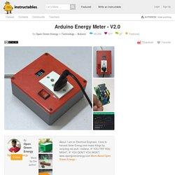 Arduino Energy Meter - V2.0: 12 Steps