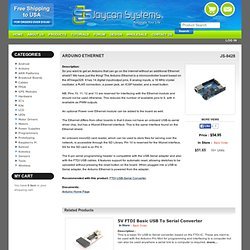 Jaycon Systems: Arduino, Netduino, Mbed, and electronic component solutions.