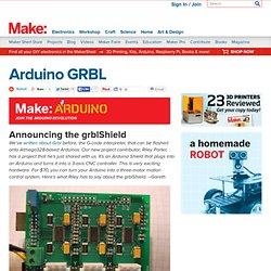 Online » Arduino GRBL