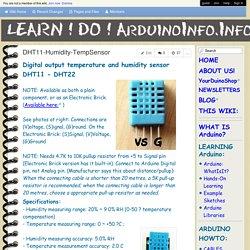 DHT11-Humidity-TempSensor