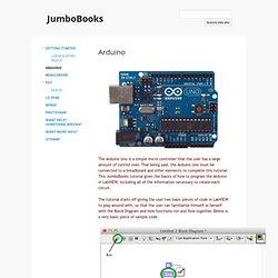 Arduino - JumboBooks