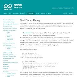 TextFinder