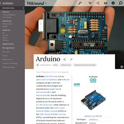 Arduino - Wikiwand