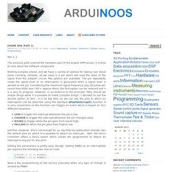 Blog Archive Engine RPM (Part 2) - Arduinoos