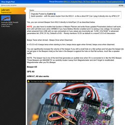RC Groups - View Single Post - APM 2.5 / Ardupilot Mega / RCTimer Arduflyer Discussion Thread (updated 5/8/13)