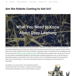 Are the Robots Coming to Get Us? – Feedly