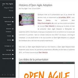 are you agile ?