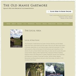 The Old Manse Gartmore