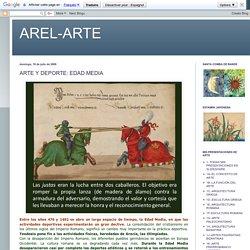 AREL-ARTE: ARTE Y DEPORTE: EDAD MEDIA