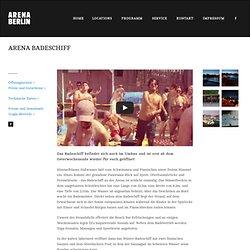 arena Berlin - Badeschiff