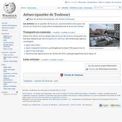 Arènes (quartier de Toulouse)