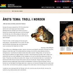 Årets tema: Troll i Norden