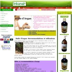 ARGAN: huile d'Argan - l'or bio du Maroc - acheter huile d'argan ici
