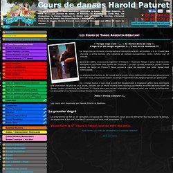 Ecole de danses Harold Paturet
