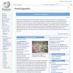 Portal:Argentina