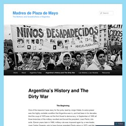 Argentina's History and The Dirty War