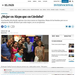 Argentina: ¿Mejor en Alepo que en Córdoba?