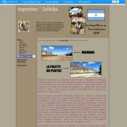 Argentina * Zellidja.