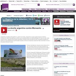 La révolte argentine contre Monsanto