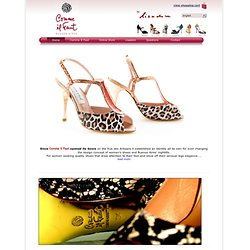 Comme Il Faut Shoes - by Lisadore