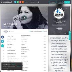 ARGENTINE Playlist by Les vents nous portent