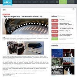 La photo argentique : formats et boitiers (2/3)