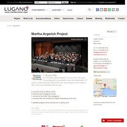 Martha Argerich Project