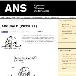 Argibald (week 21)