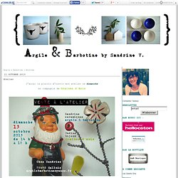 Argile & Barbotine - Page 2 - Argile & Barbotine