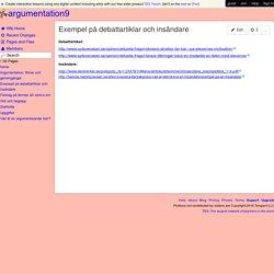 argumentation9.wikispaces