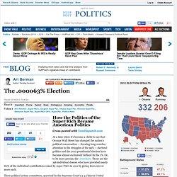 Ari Berman: The .0000063% Election