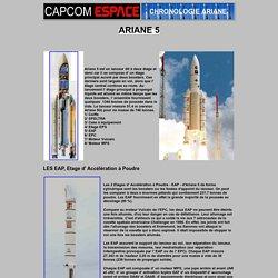 Ariane 5 caractéristiques