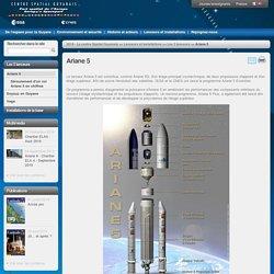 Ariane 5 - CNES