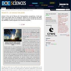 Ariane 5 : un lanceur de poids