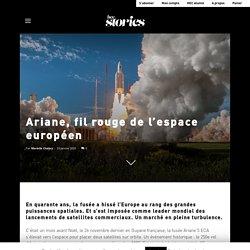 Ariane, fil rouge de l'espace européen - HEC Stories