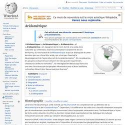 Aridamérique