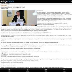 la chaine d'informations en Ariege