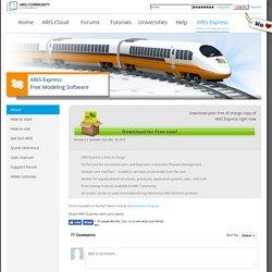 ARIS Express - Free Modeling Software
