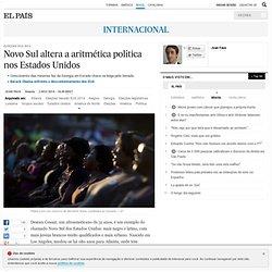 Eleições EUA 2014: Novo Sul altera a aritmética política nos Estados Unidos
