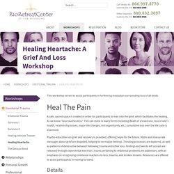 Arizona Grief Counseling, Healing Trauma Workshops