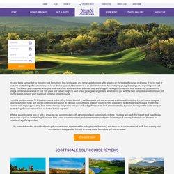 Arizona Golf Course Reviews