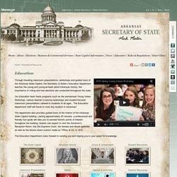 Arkansas Secretary of State: Home