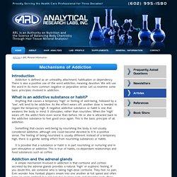 ARL Mineral Information