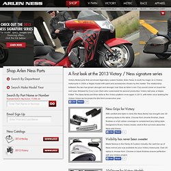 Arlen Ness | Victory Motorcycle Home