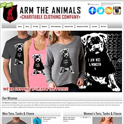 Arm The Animals — Home
