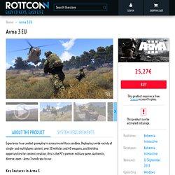 Arma 3 EU - ROTTCONN