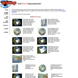 Map Gallery Page